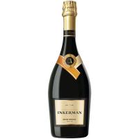 Вино ігристе Inkerman біле напівсолодке 0.75л