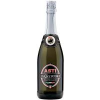 Вино ігристе La Cacciatora Asti біле 0,75л