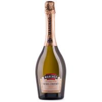 Вино ігристе Marengo Semi-Sweet Bianco біле напівсолодке 10-13.5% 0,75л