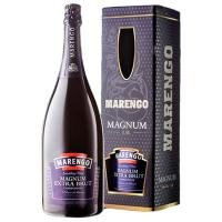 Вино ігристе Marengo Chardonnay біле екстра брют 1,5л