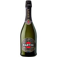 Вино ігристе Martini Brut брют біле 11.5% 0,75л