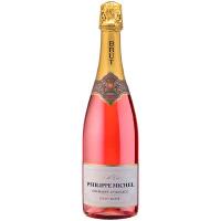 Вино ігристе Michel Leon Brut Rose рожеве сухе 0,75л