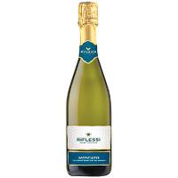Вино ігристе Riflessi Moscato біле солодке 0,75л