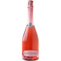 Вино ігристе Robert Guliev рожеве брют 0,75л