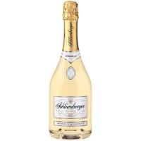 Вино ігристе Schlumberger Sparkling Brut біле брют 0,75л