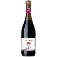 Винo ігристе Vene Al Vento Fragolino червоне солодке 0.75