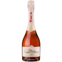 Вино ігристе Закарпатське Анна-Марія рожеве брют 0,75л