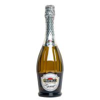 Винo ігристе Fratelli мускатне солодке біле 0,75л x6