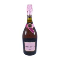Вино ігристе Inkerman Rose напівсолодке 0.75л х6