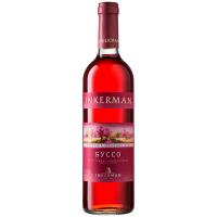 Вино Inkerman Буссо н/солодке рожеве 0,7л