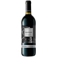Вино Inkerman червоне напівсухе 0.7л