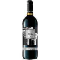 Вино Inkerman Древній Херсонес червоне напівсолодке 9-12% 0.75л