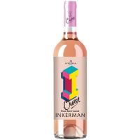 Вино Inkerman I Choose рожеве напівсолодке 0,7л