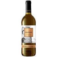 Вино Inkerman Инкерман біле напівсухе 0.75л