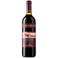 Вино Inkerman Каберне червоне н/сухе 0,7л