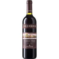 Вино Inkerman Піно Гран червоне н/солодке 0.75л