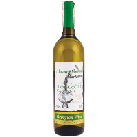 Вино Karkara  Алазанская долина біле н/сол 0.75л