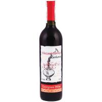 Вино Karkara  Алазанская долина червоне н/сол 0.75л