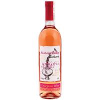 Вино Karkara  Алазанская долина рожеве н/сол 0.75л