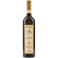 Вино Kartuli Vazi Алазанська долина біле напівсолод. 0.75л