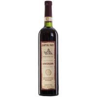 Вино Kartuli Vazi Алазанська долина червоне нап/сол 0.75л