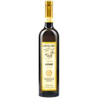 Вино Kartuli Vazi Мерані біле напівсухе 0.75л