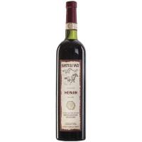 Вино Kartuli Vazi Мерані червоне напівсухе 0.75л