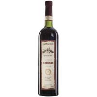 Вино Kartuli Vazi Сапераві червоне сухе 0.75л