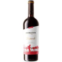 Вино Коблево Бастардо червоне напівсолодке 0.75л