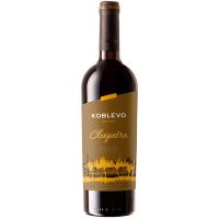 Вино Коблево Клеопатра бел.крепк. 0.75л