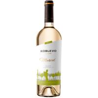 Вино Коблево Мускат біле  0,75л