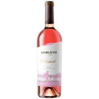 Вино Коблево Мускат Рожевий 0,75л