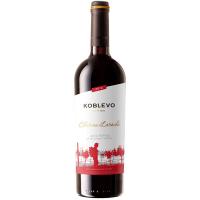 Вино Коблево Chateau Laroche н/солодке червоне 0,75л