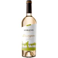Вино Коблево Совіньон біле сухе 0.75л