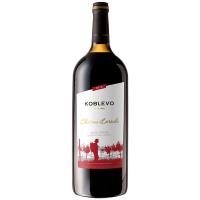Вино Koblevo Chateau Laroche червоне н/солодке 1,5л