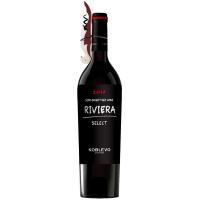 Вино Коблево Riviera Select напівсолодке червоне 0,75л