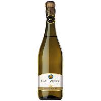 Вино Lambrusco Dell`Emilia Borgo Sole н/солодке біле 0,75л