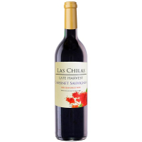 Вино Las Chilas Cabernet Sauvignon червоне н/сол. 0,75л
