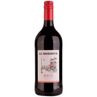 Вино Le Bonjour червоне сухе 1л
