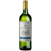 Винo Les Monts du Roy Blanc Moelleux біле н/с 0,75л