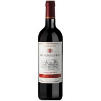 Вино Les Monts du Roy Rouge Moelleux червоне н/с 0,75л