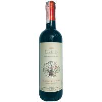Вино Listillo червоне сухе 0,75л