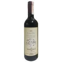 Вино Listillo Tempranillo червоне сухе 0,75л