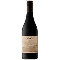 Вино Man Shiraz червоне сухе 0,75л