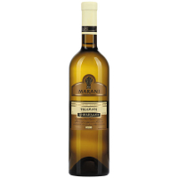 Вино Marani Цинандалі біле сухе 0,75л
