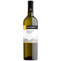 Вино Mezzacorona Moscato Giallo Trentino біле н/солод. 0,75л