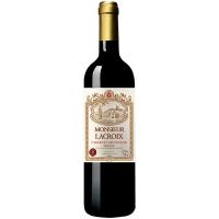 Вино Monsieur Lacroix Cabernet Sauvignon 0.75л