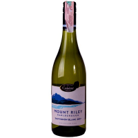Вино Mount Riley Sauvignon Blanc біле сухе 0,75л
