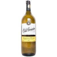 Вино Old Gruzia Алазанська долина біле н/сол. 1,5л