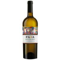 Вино Pava біле напівсолодке 0,75л